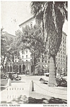 Click here to enlarge image and see more about item p3782: Hotel Senator Sacramento CA Postcard p3782