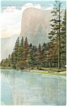 Click here to enlarge image and see more about item p3791: El Capitan Yosemite National Park CA Postcard p3791