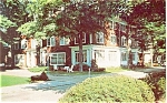 The St. Elmo Hotel Chautauqua NY Postcard