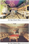 Click here to enlarge image and see more about item p3892: Shoji Tabuchi Theatre Branson MO Postcards p3892  Lot of 2