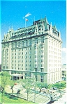 Click here to enlarge image and see more about item p4097: Fort Garry Hotel Winninpeg MB Canada Postcard