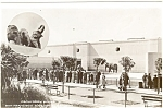 Click here to enlarge image and see more about item p4111: Elephants San Francisco  Postcard Real Photo