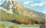 Banff National Park Alberta Canada Postcard