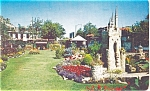 Click here to enlarge image and see more about item p4130: Grimm's Fairy Tale Castle Canada Postcard