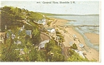 Click here to enlarge image and see more about item p4212: Shanklin Isle of Wright Postcard