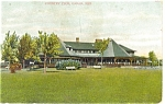Omaha Nebraska Country Club Postcard