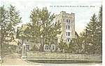 Click here to enlarge image and see more about item p4310: Rochester MN Beautiful Home Postcard p4310