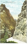 Click here to enlarge image and see more about item p4367: Pillars of Hercules, CO Postcard