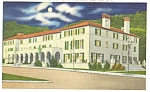 Lake Lure Inn Lake Lure NC Postcard p4391