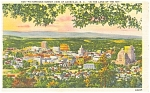 Click here to enlarge image and see more about item p4404: Asheville North Carolina Postcard