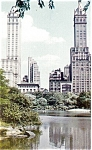 Click here to enlarge image and see more about item p4439: Central Park New York Postcard