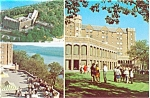 Hotel Thayer West Point Postcard