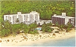 Click here to enlarge image and see more about item p4488: Jamaica Hilton Hotel Postcard