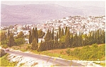 City of Bethlehem Israel Postcard