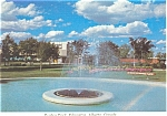 Click here to enlarge image and see more about item p4521: Borden Park Edmonton Canada Postcard p4521