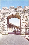 Click here to enlarge image and see more about item p4576: Jerusalem Olbeity Wall  Postcard