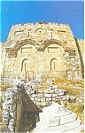 Click here to enlarge image and see more about item p4593: Jerusalem The Golden Gate Postcard