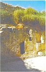 Click here to enlarge image and see more about item p4594: Jerusalem Israel The Garden Tomb Postcard p4594