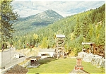 Click here to enlarge image and see more about item p4600: Rossland Museum Canada Postcard p4600