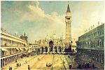 Click here to enlarge image and see more about item p4648: Canaletto Artwork Postcard