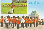 Click here to enlarge image and see more about item p4675: Changing of the Guard Postcard