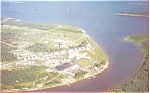 Click here to enlarge image and see more about item p4676: Moose Factory Ontario Canada Postcard p4676