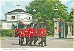 Click here to enlarge image and see more about item p4679: Rideau Hall Ottawa Ontario Canada Postcard p4679