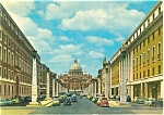 Click here to enlarge image and see more about item p4713: Rome Reconcillation Street  Postcard