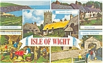 Click here to enlarge image and see more about item p4782: Isle of Wight UK Postcard p4782