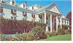 Eastern Slope Inn Conway NH Postcard p4796