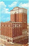 The Pick Fort Shelby Detroit MI Postcard p4826