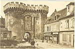 Click here to enlarge image and see more about item p4840: La Porte Guillaume France Postcard