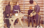 Click here to enlarge image and see more about item p4844: Northern Civil War Generals Postcard p4844