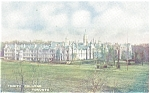 Click here to enlarge image and see more about item p4850: Trinity College Toronto Canada Postcard p4850