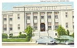 Click here to enlarge image and see more about item p4953: Ashland County Courthouse OH Postcard p4953