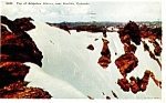 Click here to enlarge image and see more about item p5118: Arapahoe Glacier CO Postcard p5118