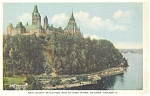 Click here to enlarge image and see more about item p5130: Parliament Buildings Ottawa Canada Postcard p5130