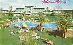 Fabulous Flamingo Las Vegas Nevada Postcard p5192