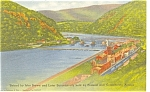 Click here to enlarge image and see more about item p5306: Harpers Ferry  WV US Amory Postcard