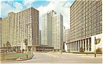 The Pittsburgh Hilton Postcard p5347