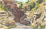 Williams Canon Colorado The Narrows Postcard p5440