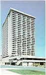 Toronto Canada Holiday Inn Downtown Postcard p5452