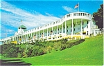 Mackinac Island Michigan  Grand Hotel p5511