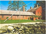 Click here to enlarge image and see more about item p5525: Coventry CT Nathan Hale Homestead 1776 p5525