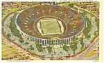 Click here to enlarge image and see more about item p5529: Pasadena CA  The Rose Bowl p5529