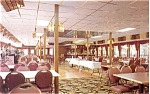 Click here to enlarge image and see more about item p5661: MV West Virginia Belle Dining Room p5661