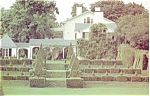 Monkton MD Topiary Gardens Postcard p5691
