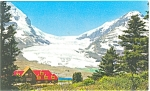 Click here to enlarge image and see more about item p5760: Columbia Icefields and Chalet, Canada