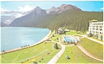 Click here to enlarge image and see more about item p5762: Lake Louise, Canadian Rockies