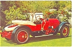 Click here to enlarge image and see more about item p5819: Stutz Bearcat Car Service Postcard p5819
